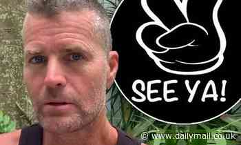 Pete Evans QUITS social media after his neo-Nazi meme scandal