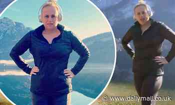 Svelte Rebel Wilson showcases her incredible 18kg weight loss