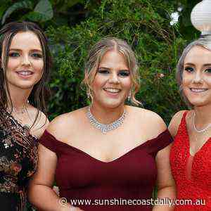 Nambour State College students shine at formal - Sunshine Coast Daily