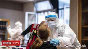 Coronavirus: Europe faces 'six tough months' of pandemic, WHO says