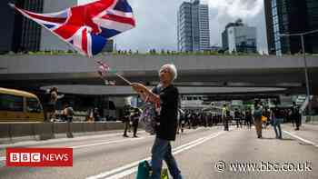 Hong Kong: 'Eyes will be plucked out,' China warns West
