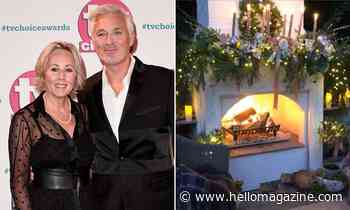 Martin and Shirlie Kemp's Christmas decorations are insanely beautiful