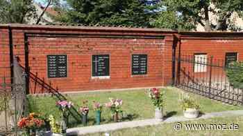 Totensonntag: Kirchliche Bestattung in Falkenhagen wurde vor fünf Jahren verwehrt - moz.de
