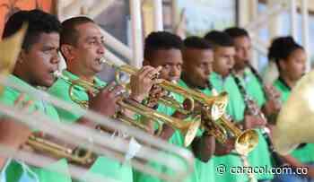 San Estanislao celebra 388 años con instrumentos nuevos de su banda - Caracol Radio