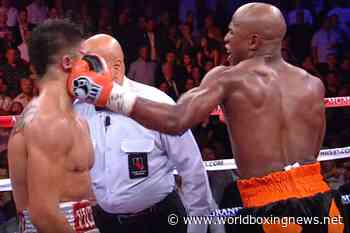 'I was told to headbutt him!' – Floyd Mayweather victim admits dirty tactics - WBN - World Boxing News