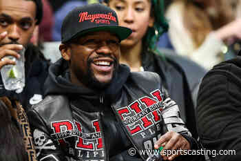 Floyd Mayweather Makes Six-Figure Gamble on Green Bay Packers and Hits Jackpot - Sportscasting