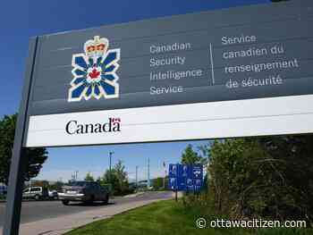 Cox: Canadians need to get smarter about intelligence-gathering