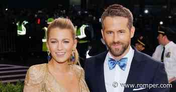 Ryan Reynolds & Blake Lively's Quotes On Their Kids Are So Sweet - Romper