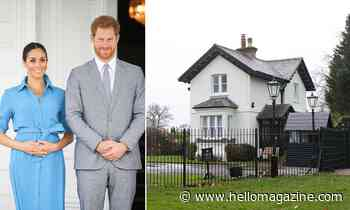 Prince Harry & Meghan Markle's home Frogmore Cottage is a haven for baby Archie