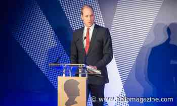 Prince William honours Princess Diana's legacy during moving video call