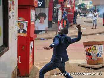 Pop star presidential candidate Bobi Wine released after dozens dead in Uganda protests