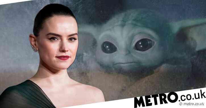 The Mandalorian: Star Wars actor Daisy Ridley hits back at calls to 'cancel' Baby Yoda over eating habits