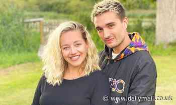 Tom Parker's wife Kelsey 'forgot she was pregnant' after he was diagnosed with terminal brain tumour