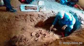 La Libertad: encuentran restos humanos en playa de San Pedro de Lloc LRND - LaRepública.pe