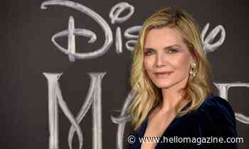Michelle Pfeiffer shares selfie and reveals she no longer cares what she looks like