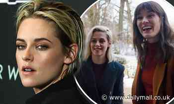 Happiest Season: Kristen Stewart excited about 'gay Christmas movie'