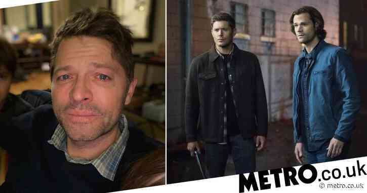 Supernatural stars say tearful goodbye and fans are left distraught as show ends after 15 seasons
