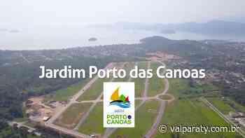 O Jardim Porto das Canoas é o melhor bairro de Paraty, o primeiro e único planejado detalhadamente, com uma infraestrutura completa! - VaiParaty