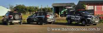 Polícia Civil promove caçada traficantes. Foram dez presos. Cinco somente em Canoas - Diário de Canoas