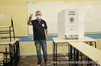Busato aposta em ficha limpa para reeleição - Diário de Canoas