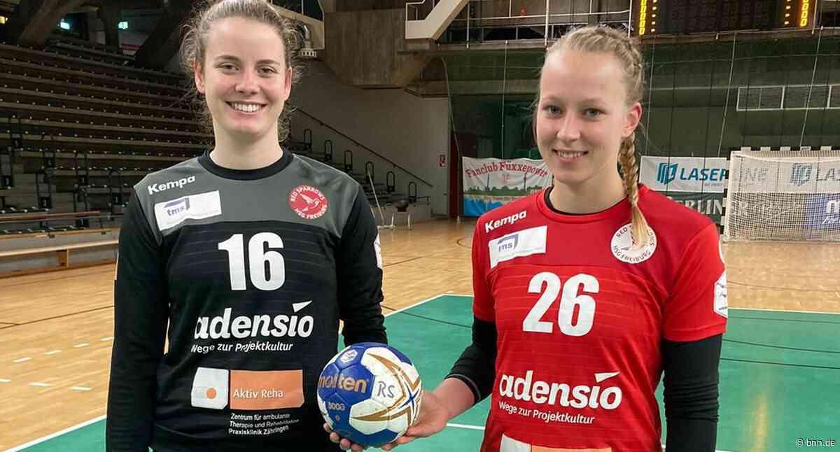 Handball-Duo aus dem Bezirk Rastatt kämpft mit der HSG Freiburg um Zweitliga-Punkte - BNN - Badische Neueste Nachrichten