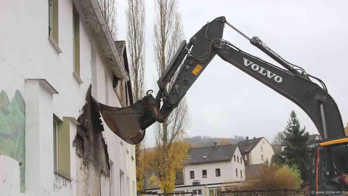 Rastatt und Co.: Neuigkeiten von den Baustellen in Nachrodt - come-on.de
