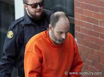 Canadian Press NewsAlert: Jury finds N.B. shooter Raymond not criminally responsible