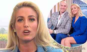 Paris Fury reveals she and her boxer husband Tyson are being forced to move home
