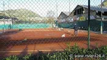 Tennis Club Ventimiglia, grazie al lavoro dei volontari ritorna in funzione anche il campo n° 1 - Riviera24