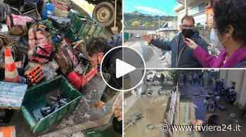 Ventimiglia, a un mese e mezzo dall'alluvione artigiani in ginocchio a Roverino: «Ci hanno abbandonati - Riviera24