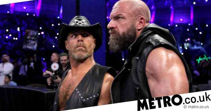 WWE legend Shawn Michaels doesn't count disastrous Saudi Arabia match as breaking retirement vow