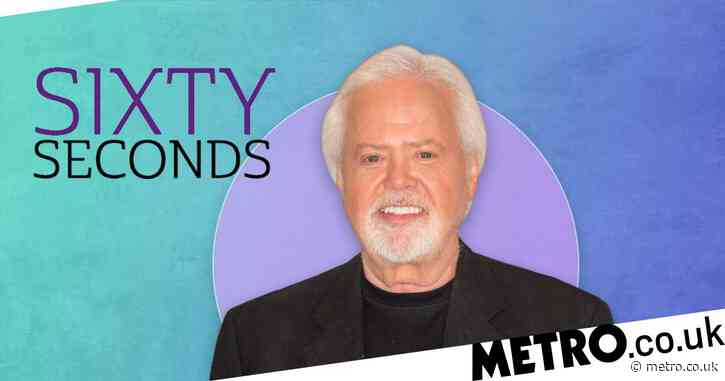 Sixty Seconds: Merrill Osmond on 'healing' his fans over the phone and why he's still performing at 67