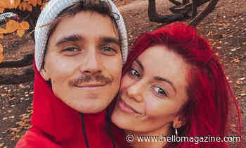 Strictly's Dianne Buswell and Joe Sugg leave fans in stitches with hilarious snap