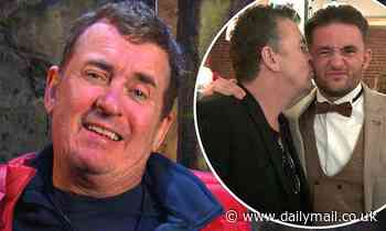 I'm A Celeb: Shane Richie's son fears dad will say 'something silly'