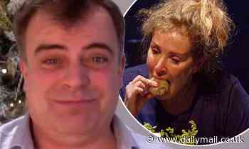 I'm A Celebrity star Beverley Callard's on-screen son Simon Gregson is not convinced she's a vegan