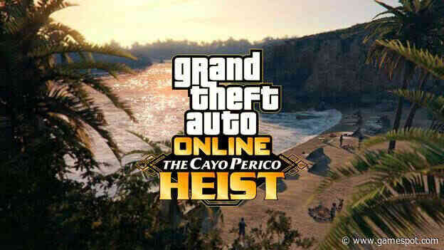 GTA Online Cayo Perico Heist Takes You To A New Island In December