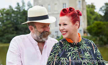 Escape to the Chateau's Dick and Angel Strawbridge share adorable new family photo
