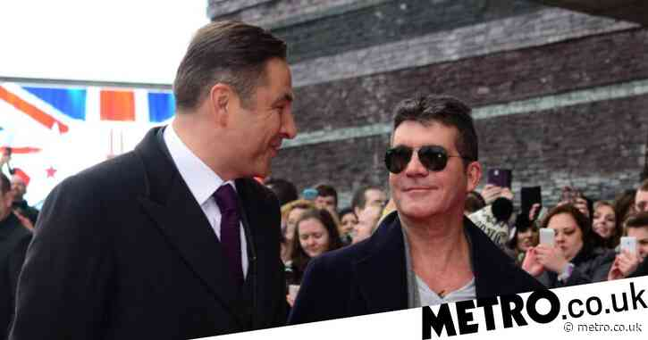 David Walliams says he 'hasn't heard from Simon Cowell for about six months'