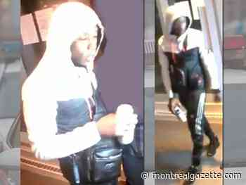 Montreal police seek armed robbery suspect