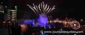 Festivités du jour de l'An à Québec: «C'est extrêmement compliqué», admet Labeaume