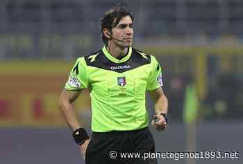 Prima gara stagionale per Giampaolo Calvarese col Genoa - Pianetagenoa1893.net