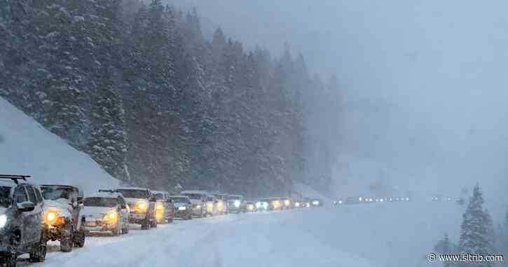 New train and gondola will be studied as solutions to Little Cottonwood Canyon congestion