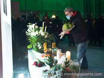 Accused in Quebec City Halloween sword attack to receive psychiatric exam