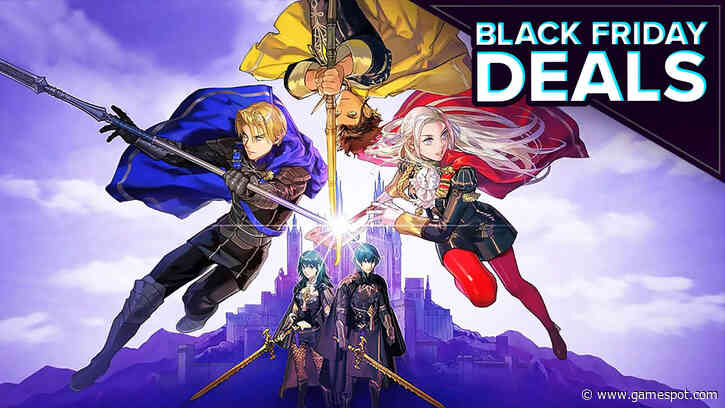 Black Friday 2020 Will Bring Fire Emblem: Three Houses Down To Just $27