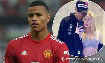Mason Greenwood rekindles with ex after tryst with Icelandic model saw him kicked off England team