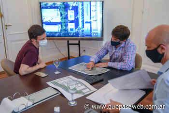 Avanza la planificación del futuro Parque Industrial de San Fernando - Que Pasa Web