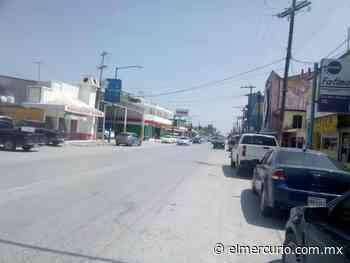 Sin activarse movilización comercial en Valle de San Fernando - El Mercurio de Tamaulipas