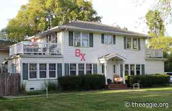Theta Chi fraternity quarantined after positive COVID case - The Aggie