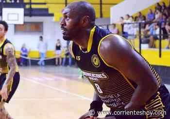 Robert Battle volvió a Comunicaciones de Mercedes - Deportes - CorrientesHoy.com