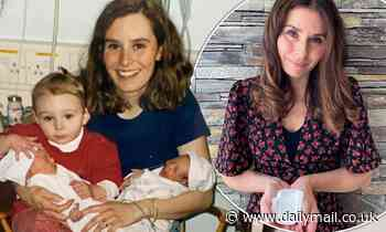 Tana Ramsay shares emotional throwback to the first time she held premature twins and daughter